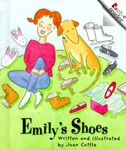 Cover of: Emily's shoes