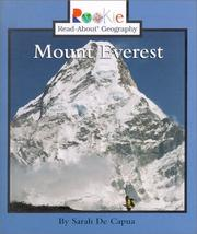 Cover of: Mount Everest