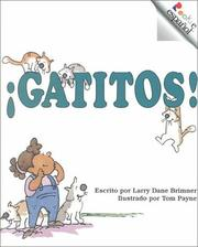 Cover of: Gatitos!/Cats!
