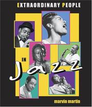 Cover of: Extraordinary People in Jazz (Extraordinary People)