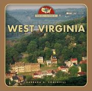 Cover of: West Virginia | Barbara A. Somervill
