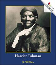 Cover of: Harriet Tubman | Wil Mara