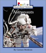 Cover of: Astronauts |