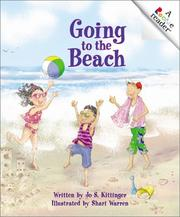 Cover of: Going to the beach