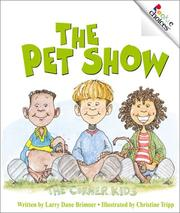 Cover of: Pet Show