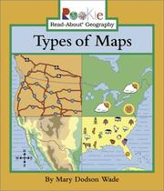 Cover of: Types of Maps