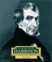 Cover of: William Henry Harrison: America's 9th president