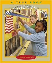 Cover of: Presidents' Day