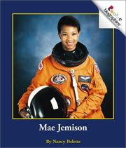 Cover of: Mae Jemison