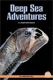 Cover of: Deep sea adventures
