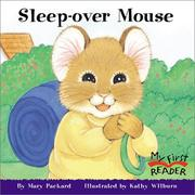 Cover of: Sleep-over mouse