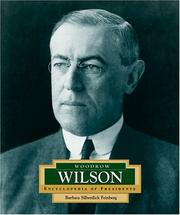 Cover of: Woodrow Wilson: America's 28th president