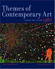 Cover of: Themes of contemporary art