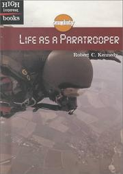 Cover of: Life As a Paratrooper (High Interest Books: On Duty) |