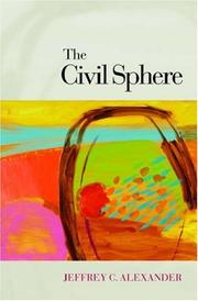 Cover of: The civil sphere