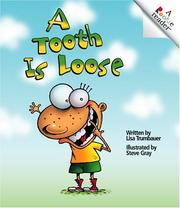 Cover of: A tooth is loose
