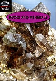 Cover of: Rocks and Minerals (High Interest Books) | Ruth Chasek