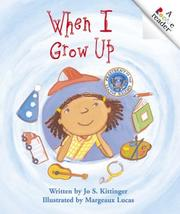 Cover of: When I grow up