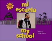 Cover of: Mi escuela =