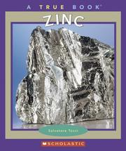 Cover of: Zinc (True Books) |