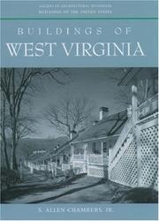 Cover of: Buildings of West Virginia