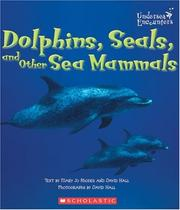 Cover of: Dolphins, seals, and other sea mammals | Mary Jo Rhodes