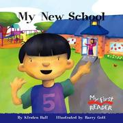 Cover of: My new school