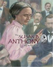 Cover of: The Susan B. Anthony You Never Knew