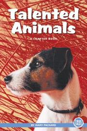Cover of: Talented Animals: A Chapter Book (True Tales)