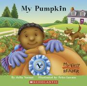 Cover of: My pumpkin