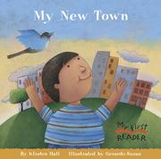 Cover of: My new town