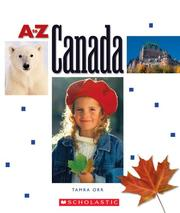 Cover of: Canada (A to Z)