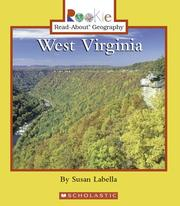 Cover of: West Virginia | Susan LaBella