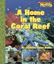 Cover of: A Home in the Coral Reefs | Christine Taylor-Butler
