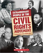 Cover of: Extraordinary People of the Civil Rights Movement (Extraordinary People) | Sheila Jackson Hardy, P. Stephen Hardy