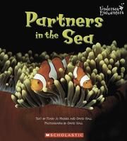 Cover of: Partners in the Sea (Undersea Encounters) | Mary Jo Rhodes