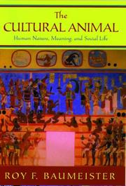 Cover of: The Cultural Animal