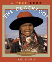 Cover of: The Blackfoot