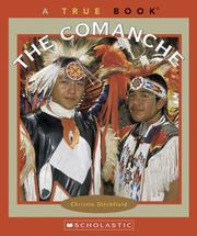 The Comanche (True Books)