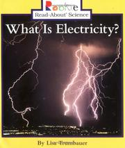 Cover of: What Is Electricity?