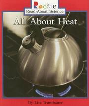 Cover of: All About Heat