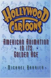 Cover of: Hollywood Cartoons | Michael Barrier