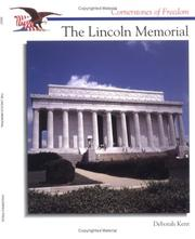Cover of: Lincoln Memorial (Cornerstones of Freedom)