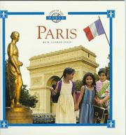 Cover of: Paris (Cities of the World)