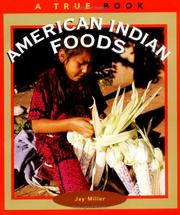 Cover of: American Indian Foods