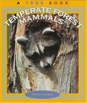 Cover of: Temperate Forest Mammals