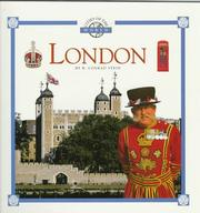 Cover of: London (Cities of the World)