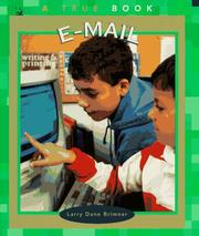 Cover of: E-Mail