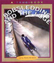 Cover of: Bobsledding and the Luge