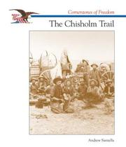 Cover of: The Chisholm Trail (Cornerstones of Freedom)